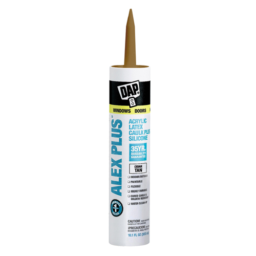 """Alex Plus"" Caulking"