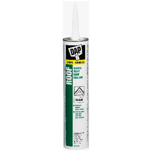 Waterproof Asphalt Roof Filler/Sealant - 300 ml