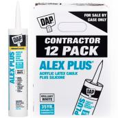 Latex Caulking - 12-Pack