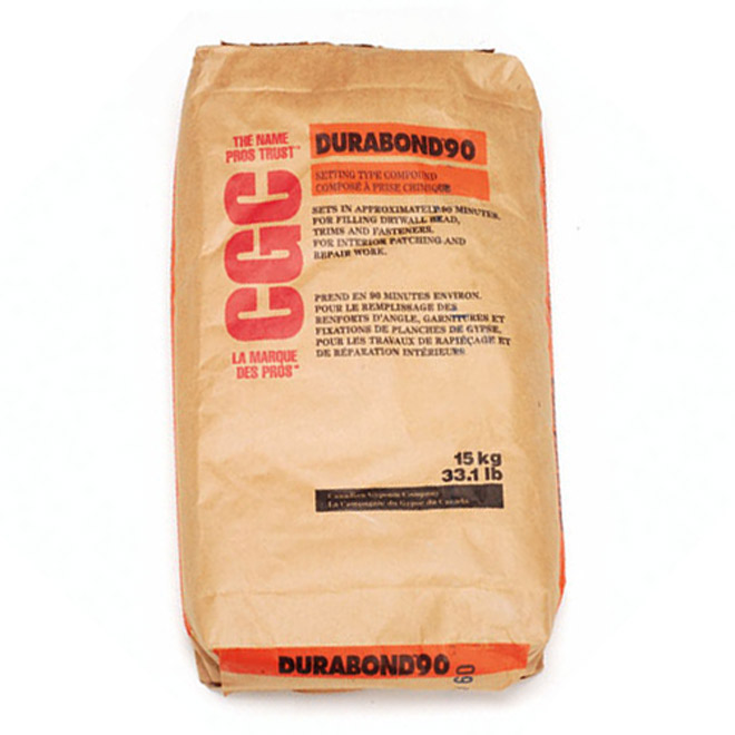 Durabond 90 Drywall Compound 15 kg