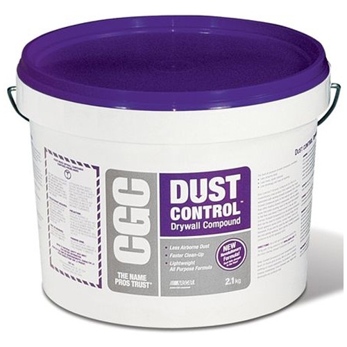 Dust Control Joint Compound