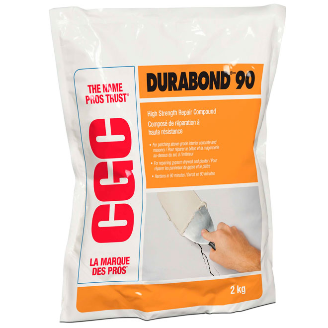 "High Strength Repair Compound - ""Durabond 90"""