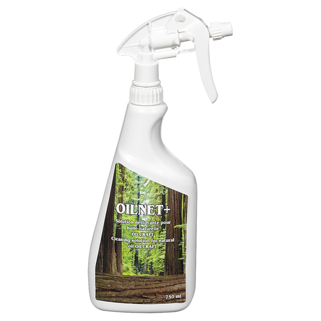 OilNet+ Cleaner for Oiled Hardwood Flooring