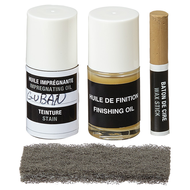 Touch Up Kit for Pre-Oiled Flooring - Guban