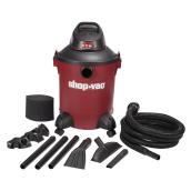 Wet and Dry Vacuum 4.0HP - 10 Gallons