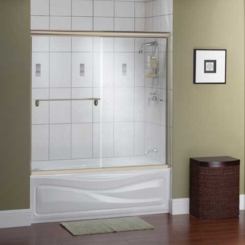 Installer une porte coulissante salle de bain salle de - Porte vetement salle de bain ...