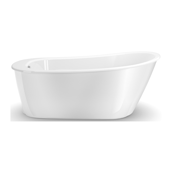 Sax Freestanding Bathtub With Apron 33 Quot X 61 Quot X 22 75