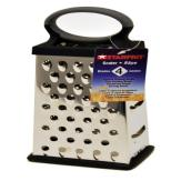 4-Sided Box Grater - ABS/Stainless Steel