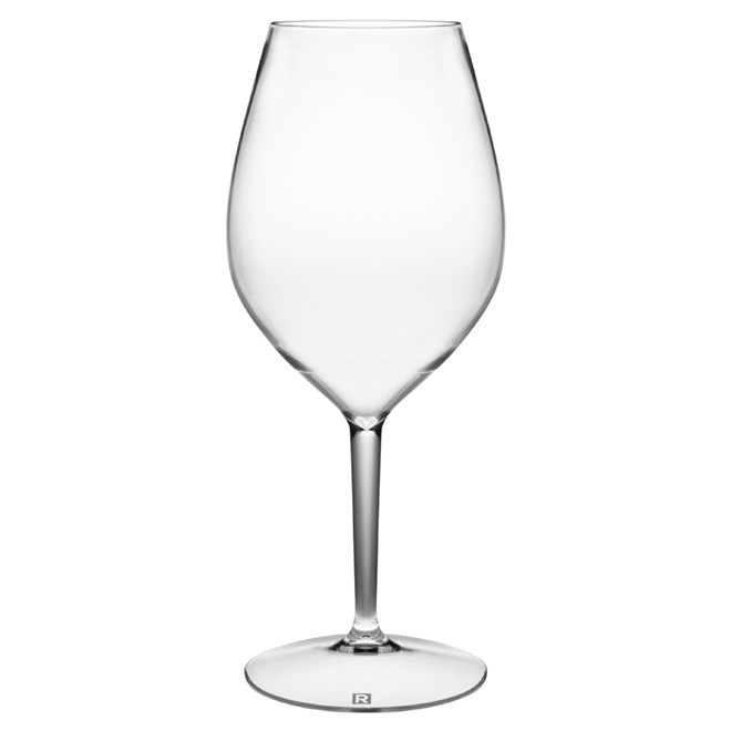 Shatter-Resistant Wine Glasses, 4 Pieces