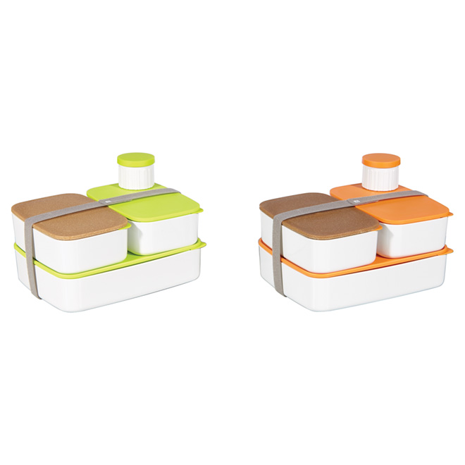 Ricardo Lunch Storage Containers - Set of 4