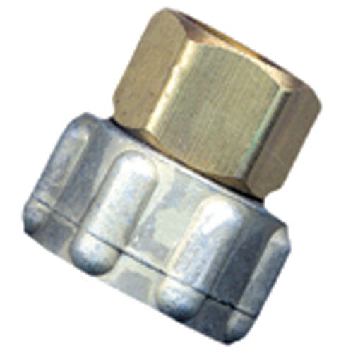 "Hose Connector - Brass - 3/4"" x 3/4"" - Female x FIP"