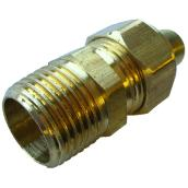 Coupling - Brass - 1/4