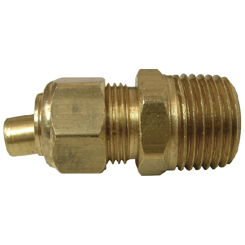 "Union - Brass - 5/8"" x 3/4"" - Tube x MIP"