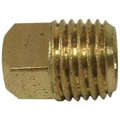 Plug - Brass - Square Head - 3/8