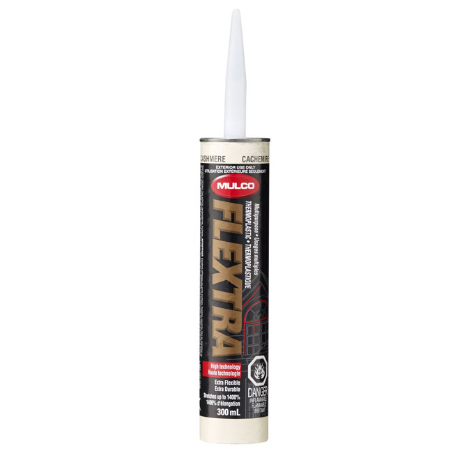 Exterior Thermoplastic Sealant 300ml - Cashmere