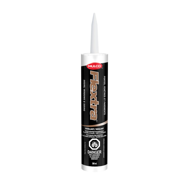 Exterior Thermoplastic Sealant 300ml - Cement Grey