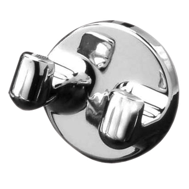 """Infinity"" Double Robe Hook"