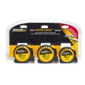 3-Piece Measuring Tape Set