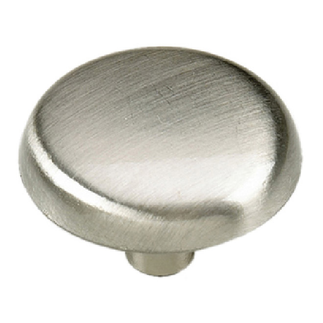 Cabinet Knobs - Brushed Nickel - 30 pack
