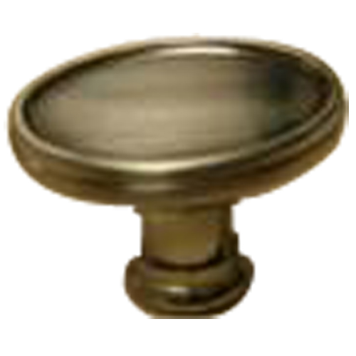 Metal Knob Antique Nickel