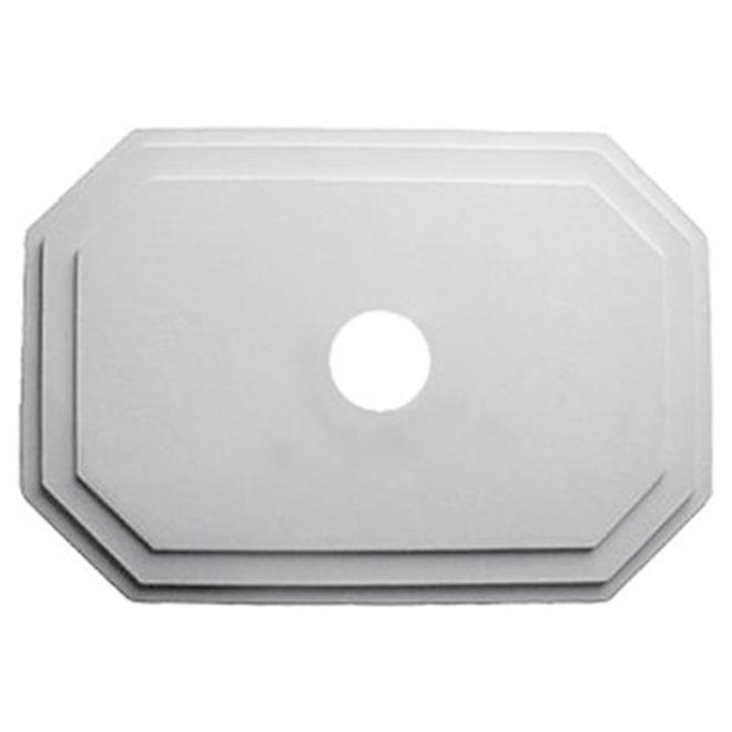 rectangular ceiling medallions blog avie. Black Bedroom Furniture Sets. Home Design Ideas