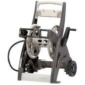 Hose Reel Cart - Brown/Beige