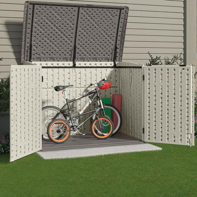 Garden Sheds Rona horizontal garden shed - 70 cu.ft. | rona