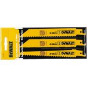 Reciprocating Saw Blades - 3-Pack
