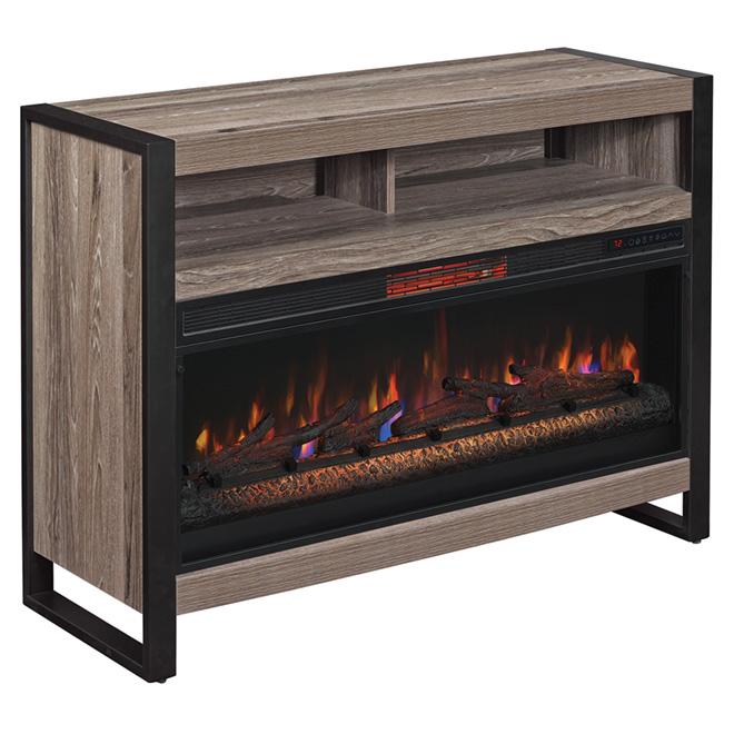 Foyer lectrique chaleur infrarouge 1000 pi ch ne rona for Foyer exterieur rona