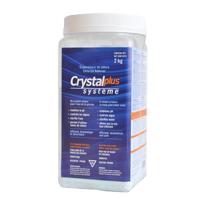 Swimming Pool Chlorine reducer