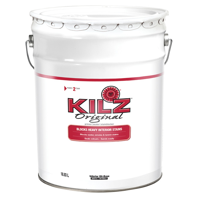 "Kilz"""" Interior Alkyd primer-sealer"
