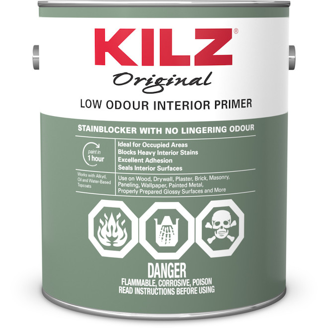 ODOURLESS SEALER/PRIMER