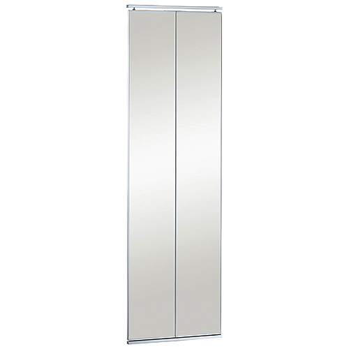 Porte miroir pliante rona for Porte accordeon sur mesure