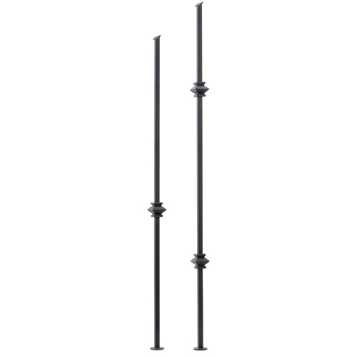 Baluster - Set of 2 Knuckle Balusters