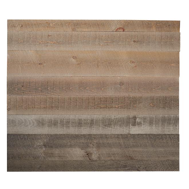 best planches murales en bois aspect grange gris urbain with papier peint imitation bois flott. Black Bedroom Furniture Sets. Home Design Ideas