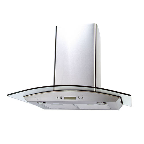 "30-in ""Chimney"" Range Hood"
