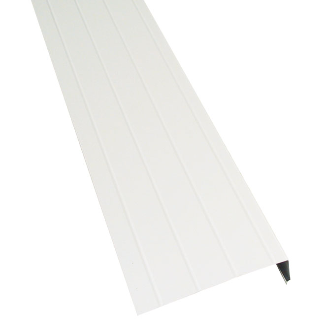 Aluminium Fascia 6 Quot X 9 10 Quot White Rona