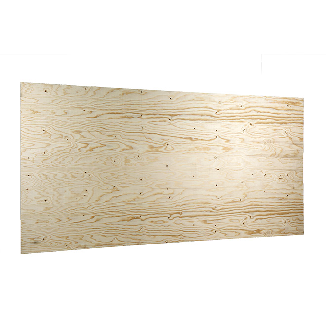5/8x4x8 - Plywood Spruce Select - Tongue and Groove