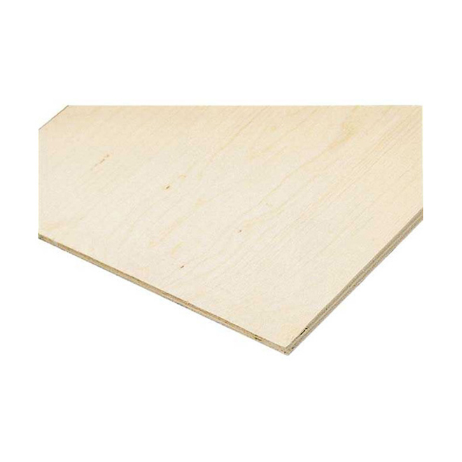 5/8x4x8 - Plywood Fir Select - Tongue and Groove