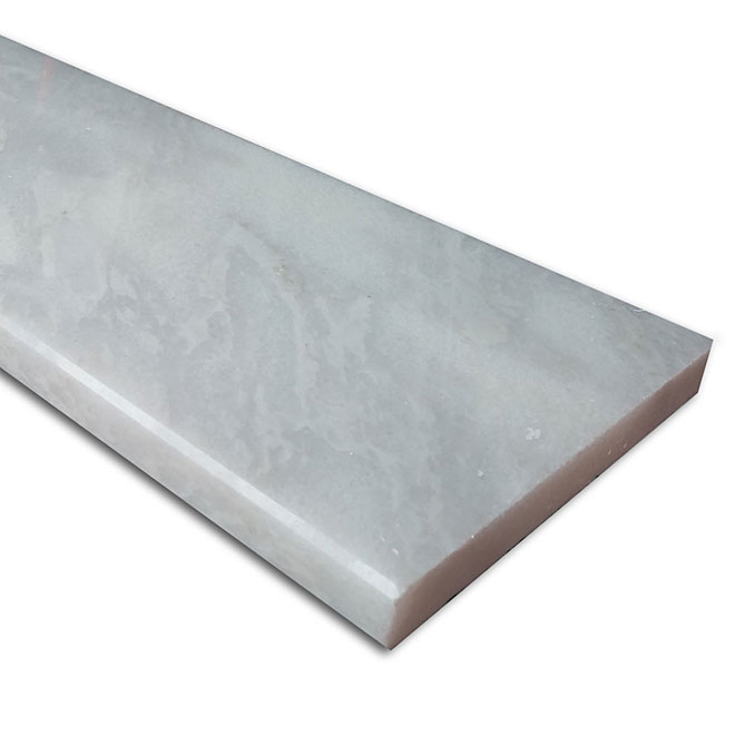 Polished Marble Sill. Tiles  Marble Thresholds   RONA