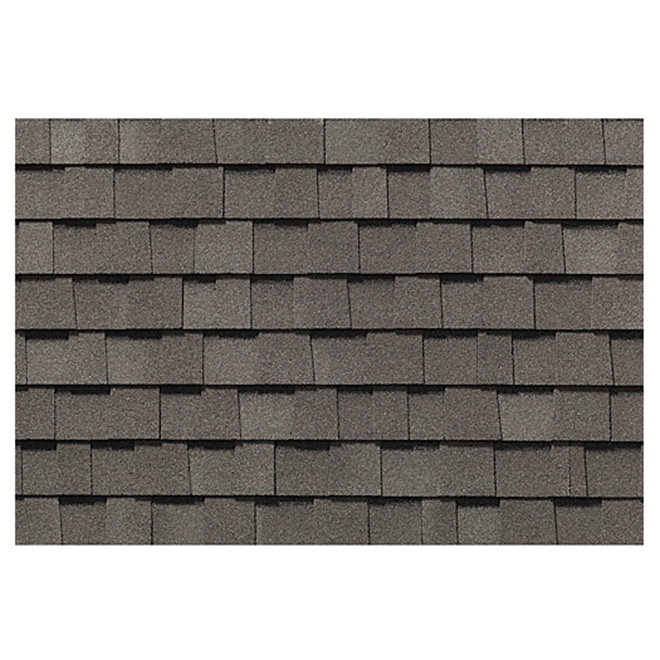 """Everest 42"" Roofing Shingle - Driftwood"