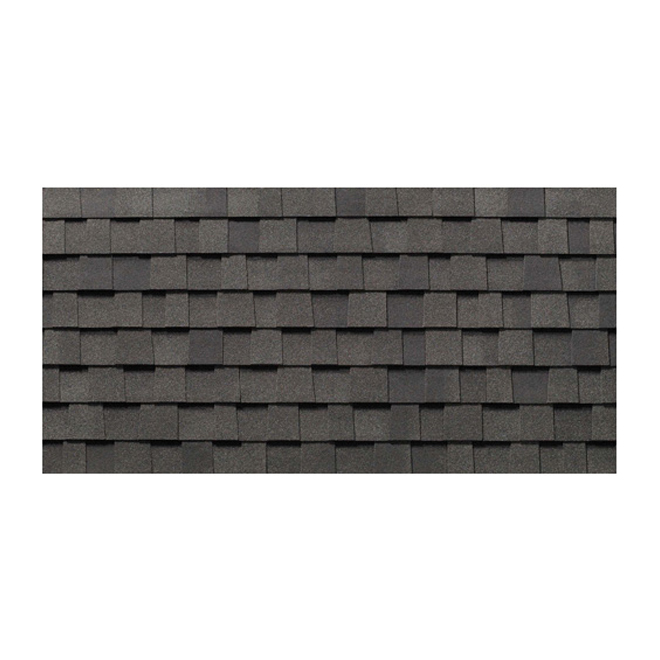 """Everest 42"" Roofing Shingle - Brown Stone"