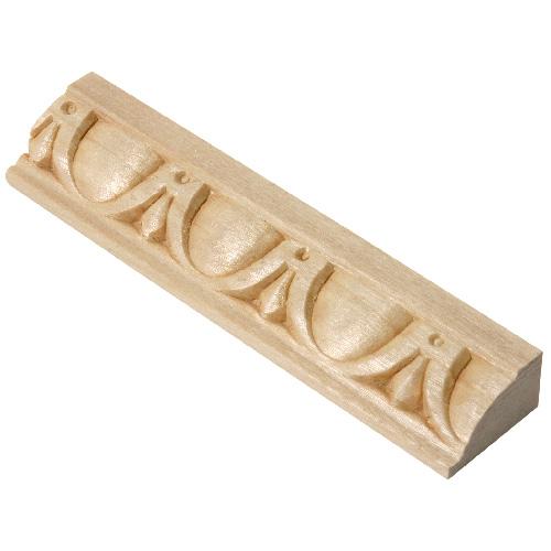 Moulure d corative en bois rona for Baguette decorative pour porte
