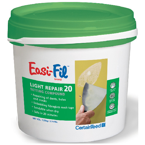 Light Repair 20 Drywall Compound 1.25 kg