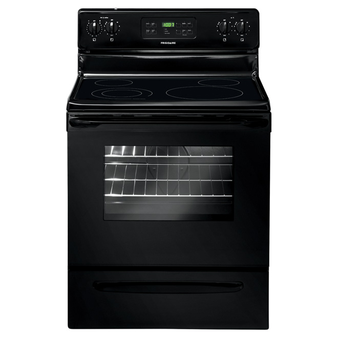 Freestanding Electric Range - 5.3 cu. ft.