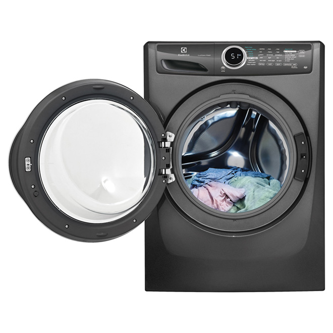 Front Load Washer with Perfect Steam™ - 5.1 cu.ft. - Titanium