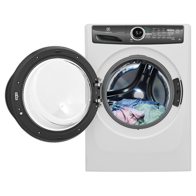 Front Load Washer with Perfect Steam™ - 5.1 cu.ft. - White