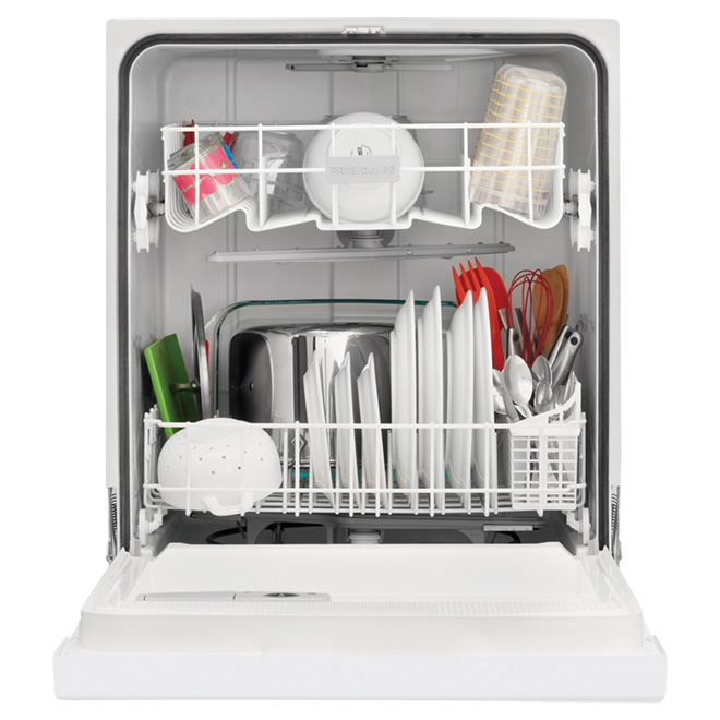 "24"" Built-in Tall Tub Dishwasher - White"