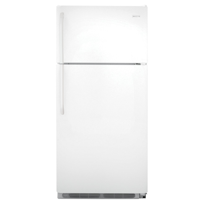 Top-Freezer Refrigerator 18 cu. ft. - White