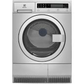 Electric Condensation Dryer - 4.0 cu. ft. - Stainless Steel